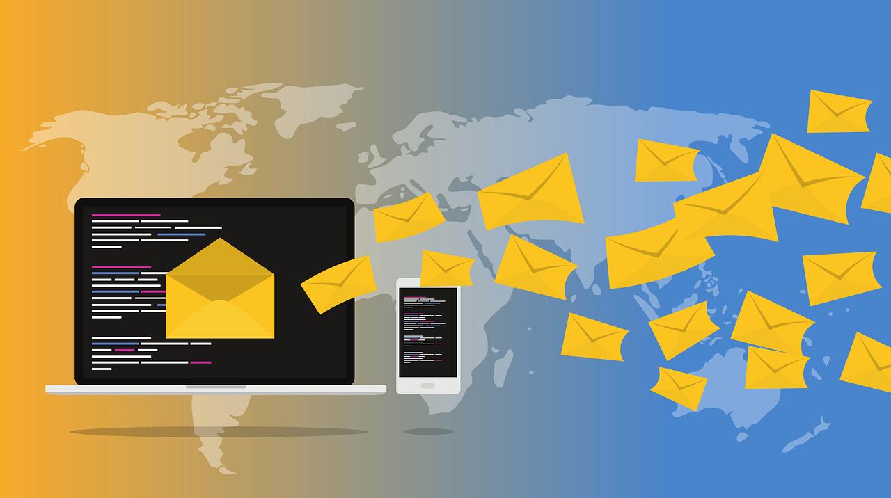 Emails Sent Worldwide